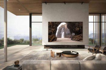 Samsung 2021 TV range