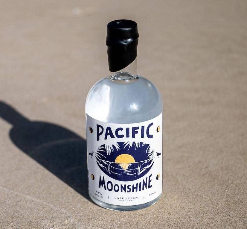 Pacific Moonshine