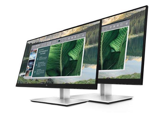 HP E monitors