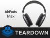 Apple AirPods Max teardown