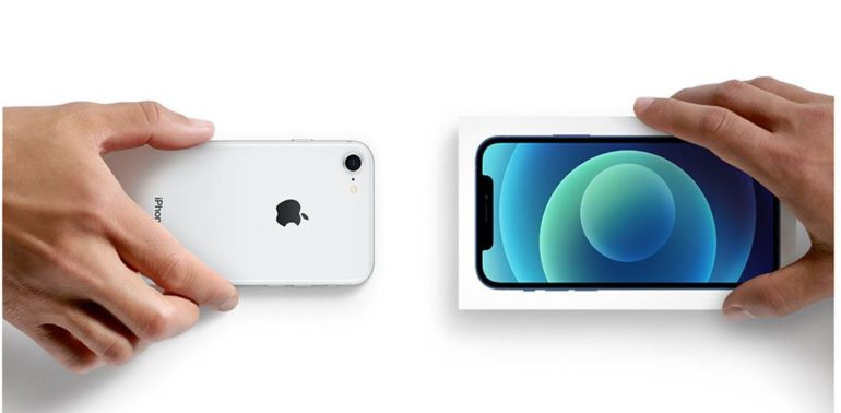 Trade-in phone values