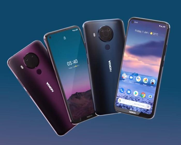Nokia 5.4 2021