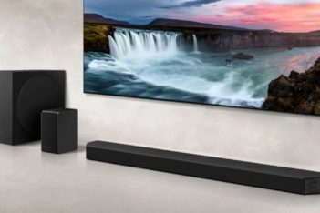 The Samsung 2021 soundbar range