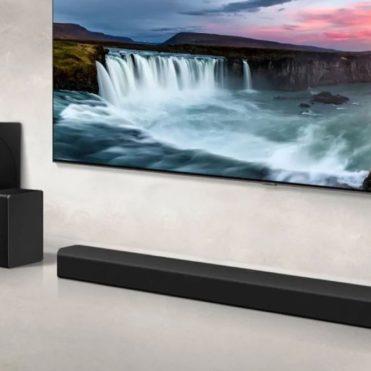 The Samsung 2021 soundbar range