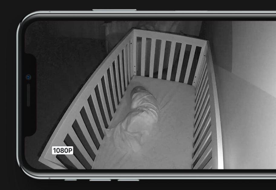 The Arlo Essential Indoor camera