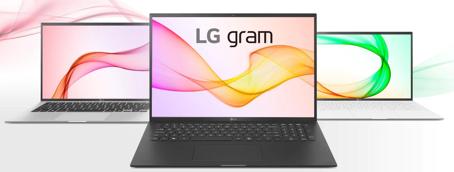 LG Gram 'Evo' class notebook