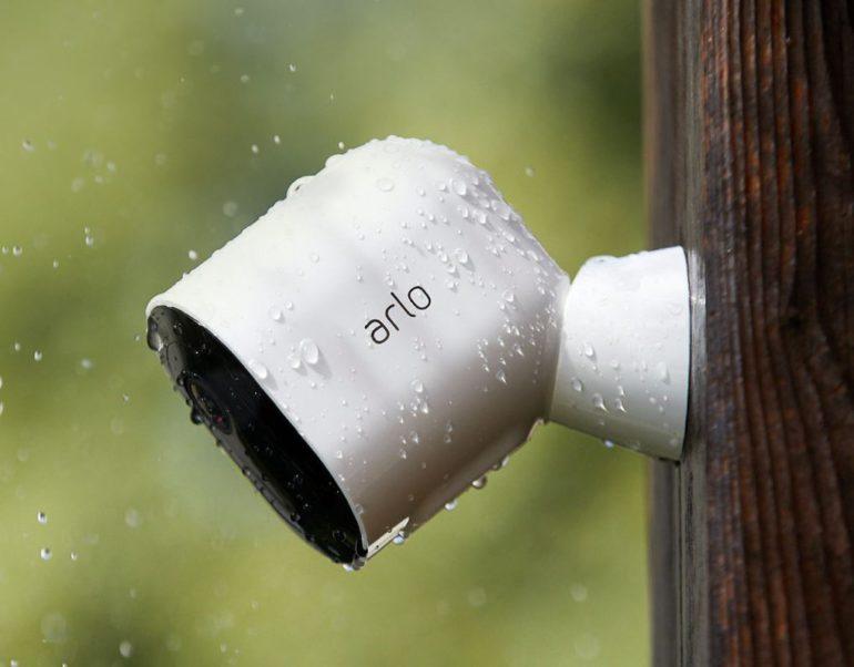Arlo Pro 4 spotlight