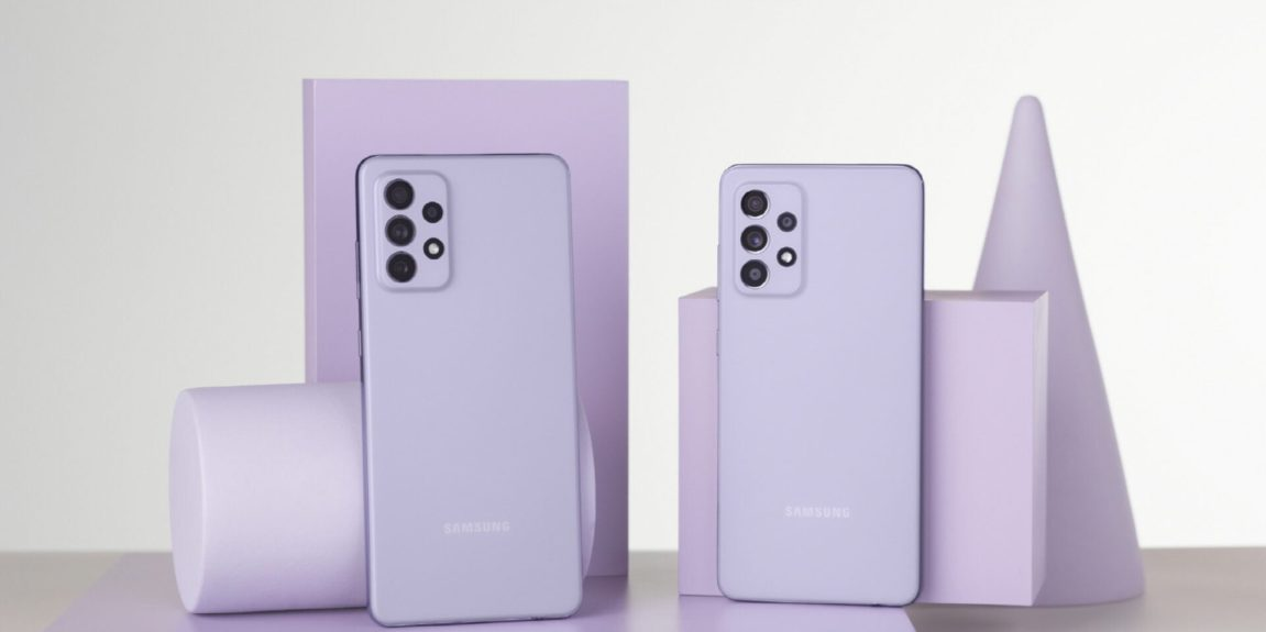 Samsung Galaxy A-series 2021