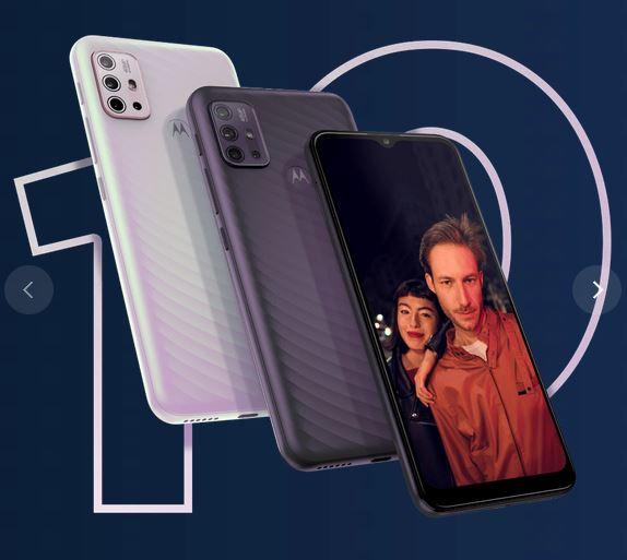 Motorola 2021 e-and-g-series