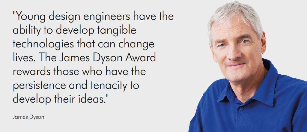 James Dyson Awards 2021