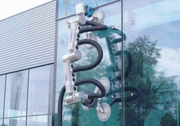 industrial Window cleaning robots