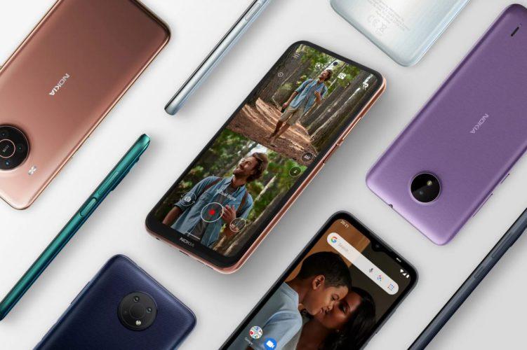 Nokia 2021