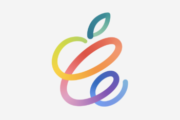 apple spring invite artwork