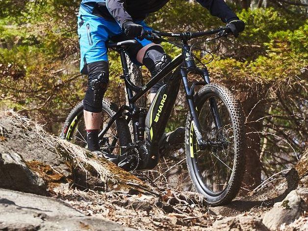 e-bikes mountain
