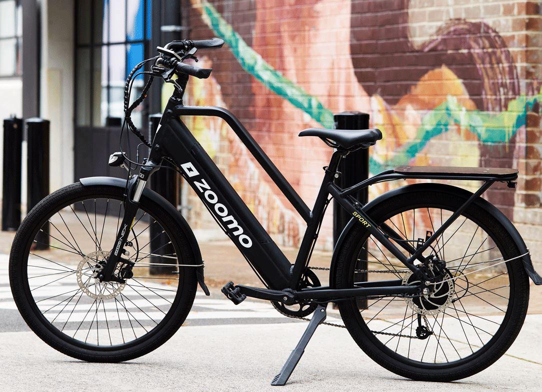 e-bikes urban