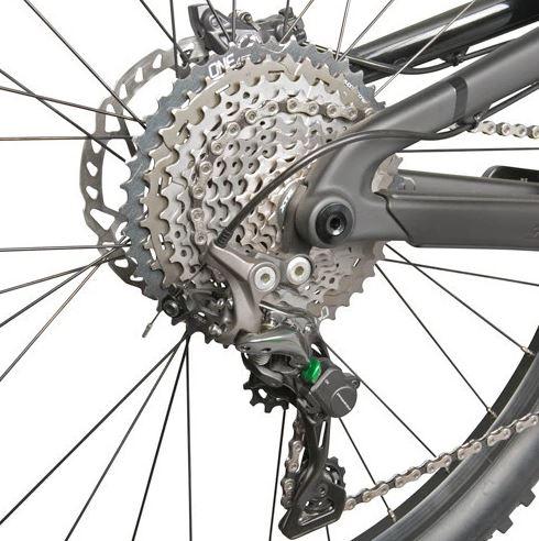 e-bikes gears