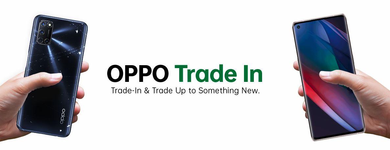 OPPO Trade-in program