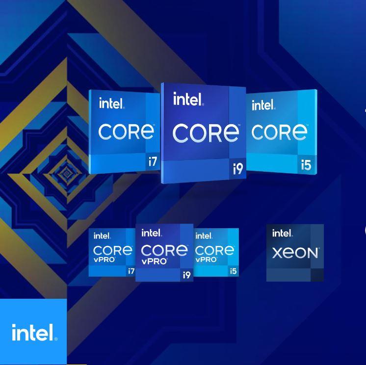 Intel 11th Gen Core H-series