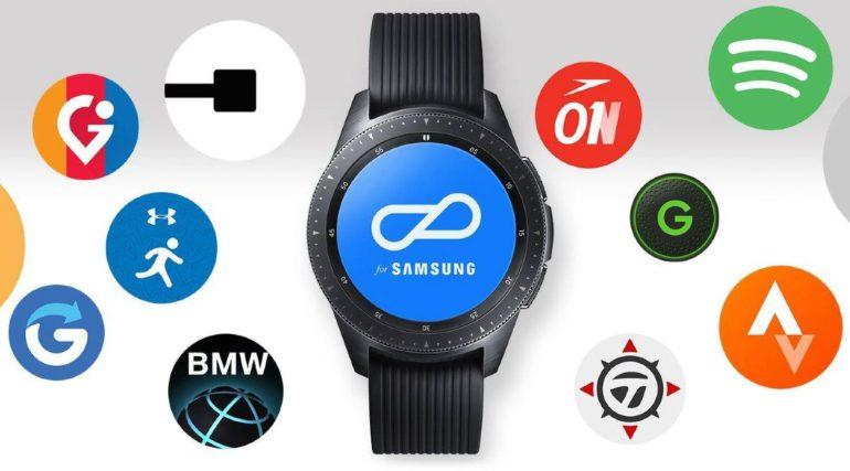 Samsung Galaxy Watch Tizen OS