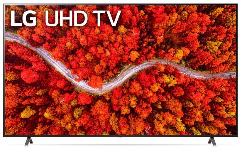 LG 2021 TV range UHD