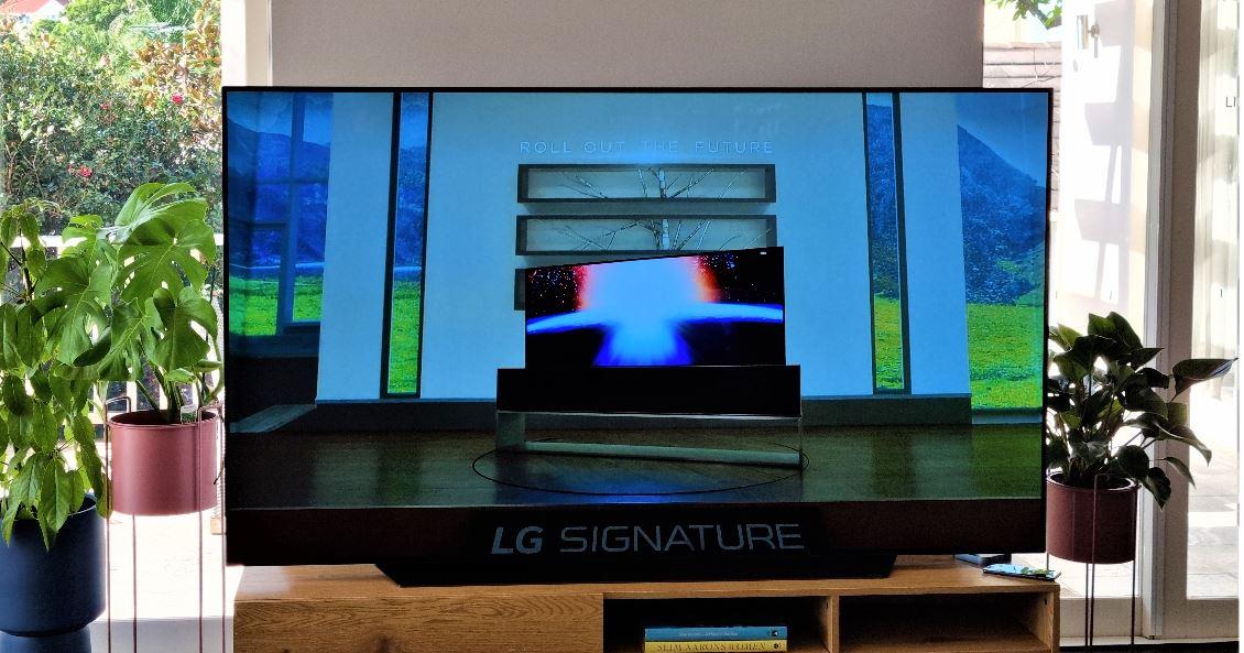 LG 2021 TV range OLED