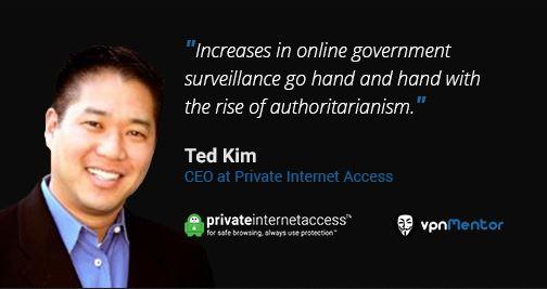 Private Internet Access CEO