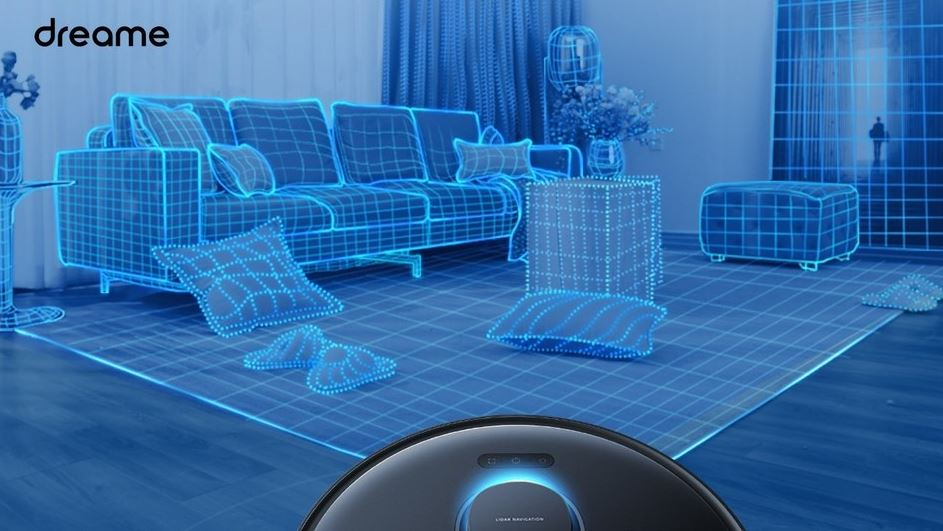 robot vacuums and mops
