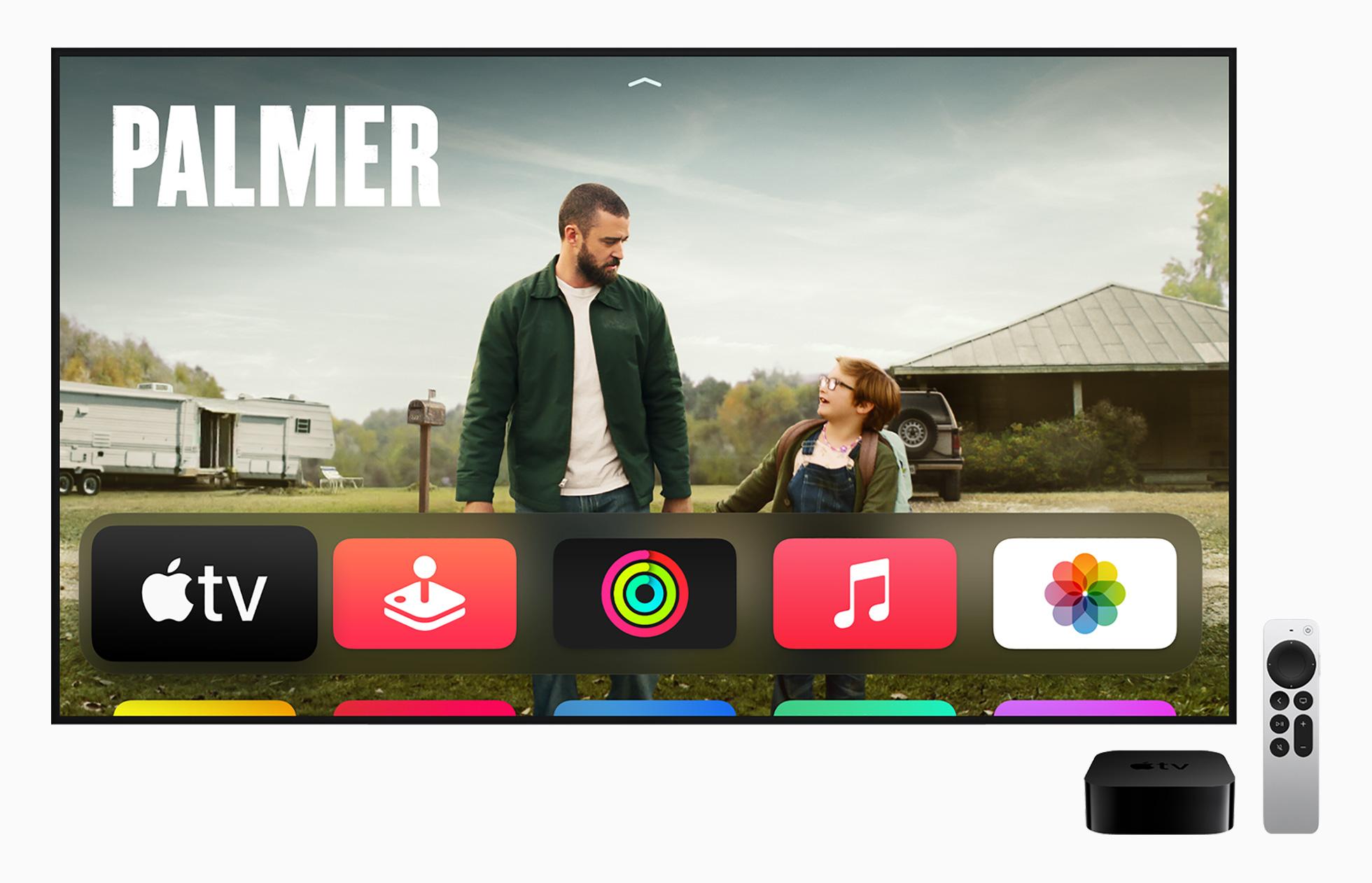 Apple TV 4K (2-го поколения)