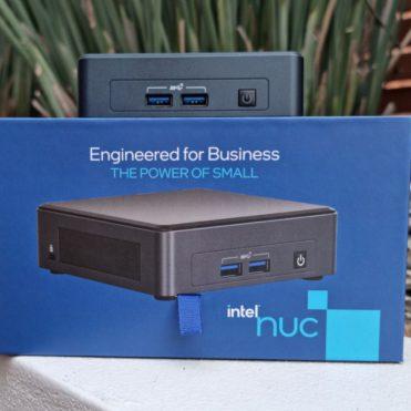 Intel NUC11THKi5