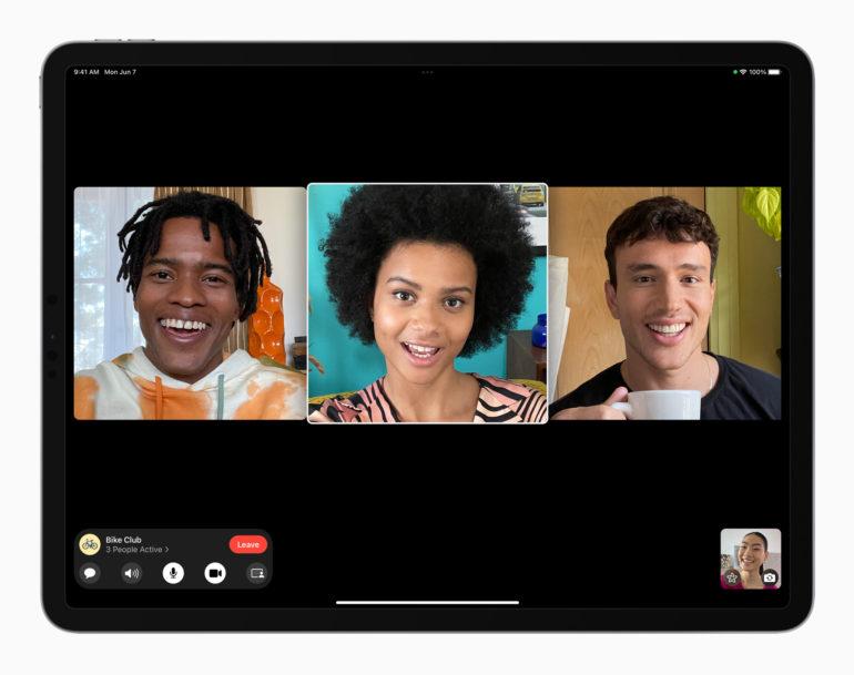 Apple FaceTime changes
