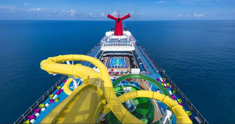 Carnival Cruise hack