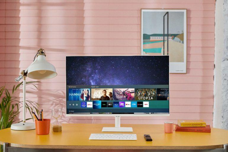 Samsung Smart Monitor 2021