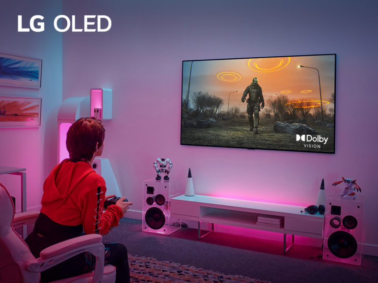 Dolby Vision 4K@120Hz