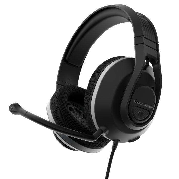 Recon 500 headset in black