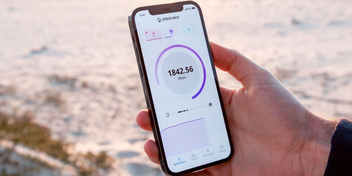 Speedcheck Speed-Price Mobile data index