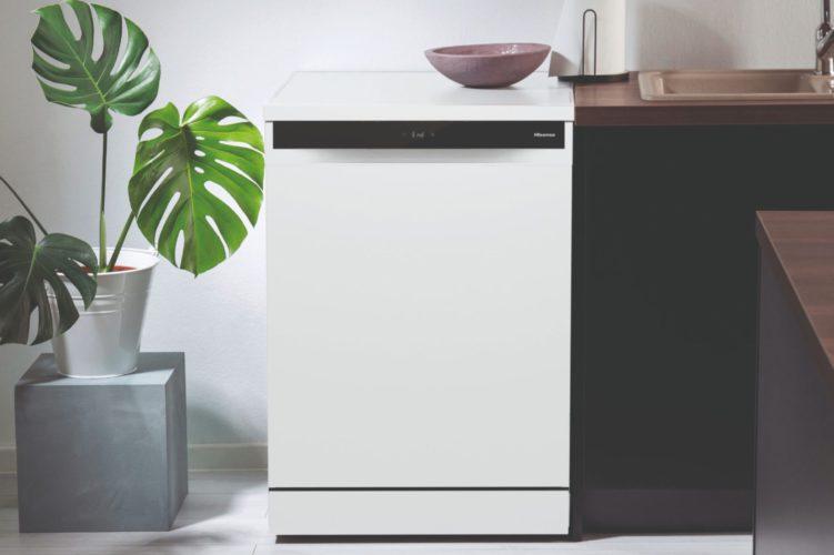 Hisense HSGA16 dishwasher