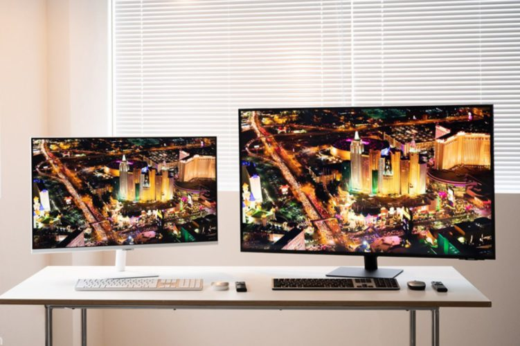 Samsung Smart Monitors