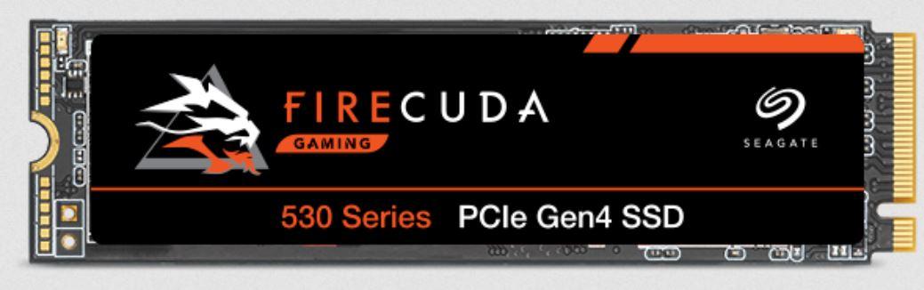Seagate FireCuda 2021 Gaming
