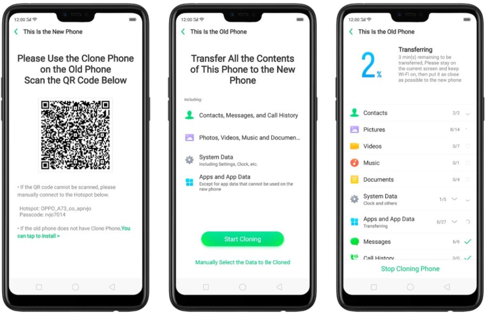 OPPO Find X3 Pro Clone phone