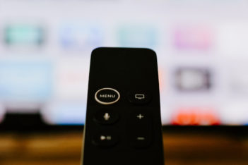 Streaming on a smart tv
