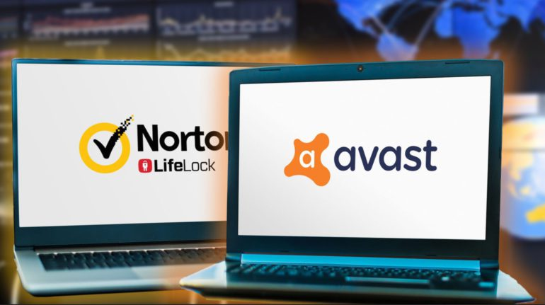 NortonLIfeLock and Avast