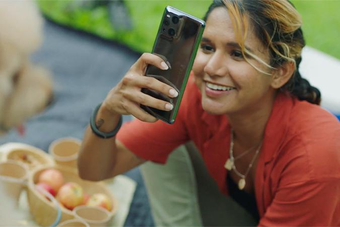 Oppo cameraphone