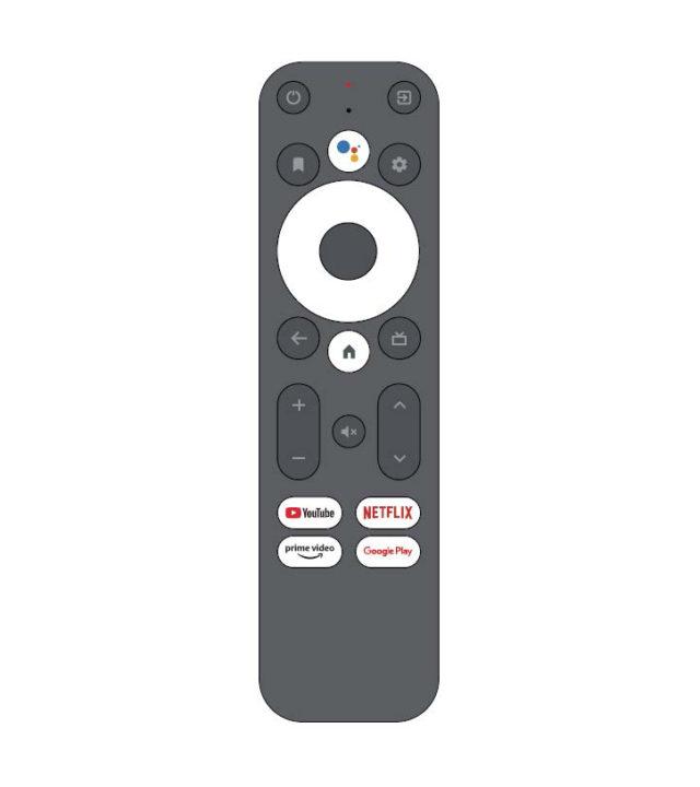 Smart TV remote
