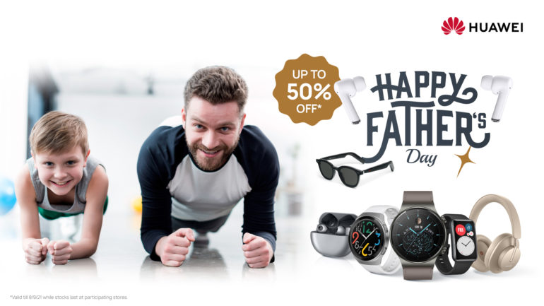 Huawei Father's Day