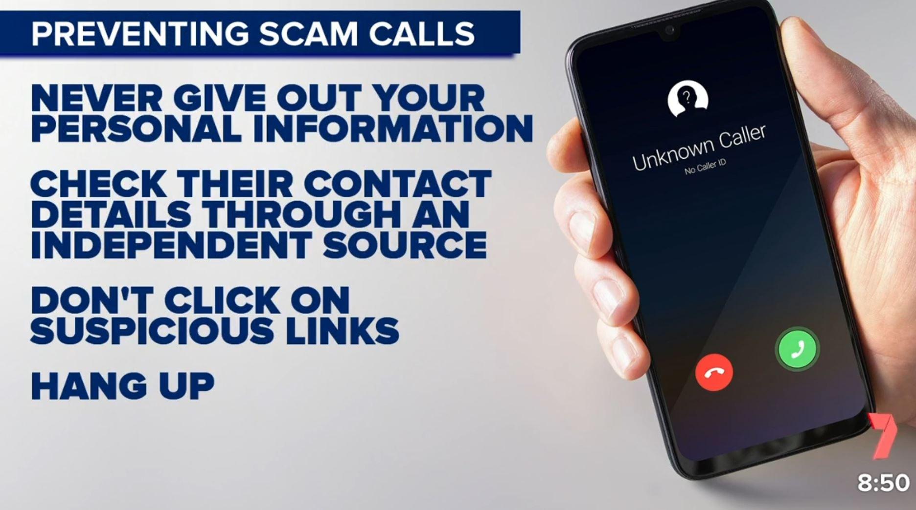phone scam calls