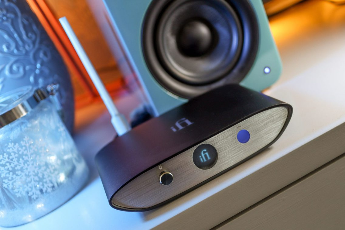 The iFi Zen Blue V2