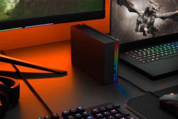 FireCuda Gaming Hub