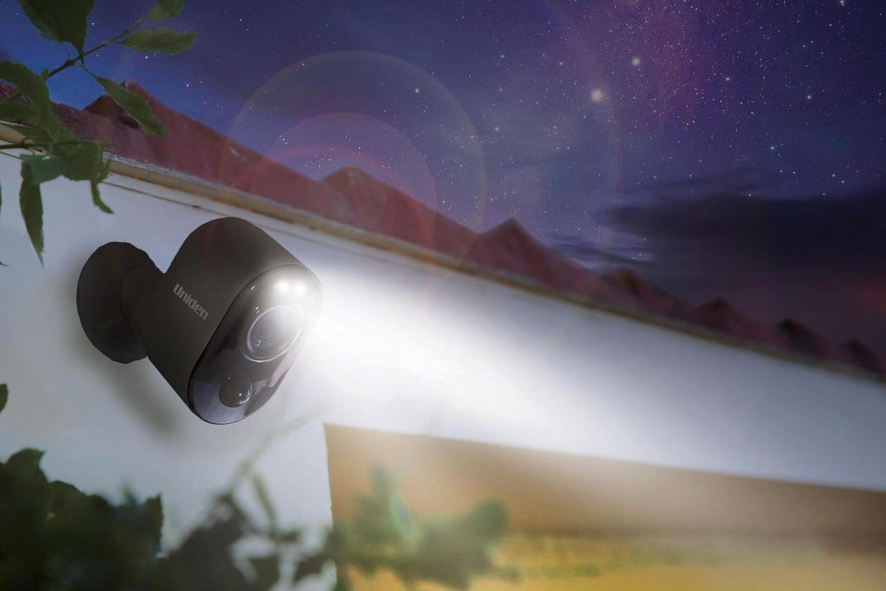 Uniden security camera