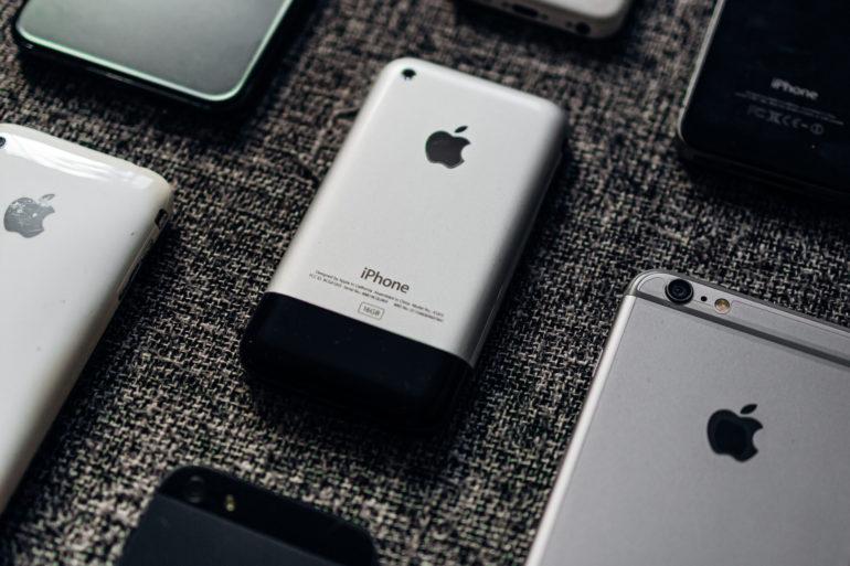 Older smartphones