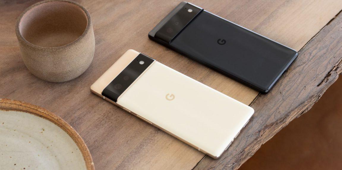 Google Pixel 6 and 6 Pro shootout